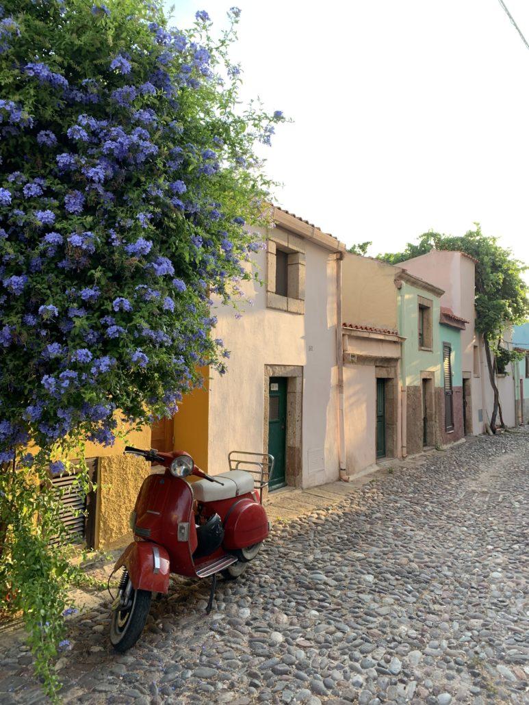 Bosa-Sardinija