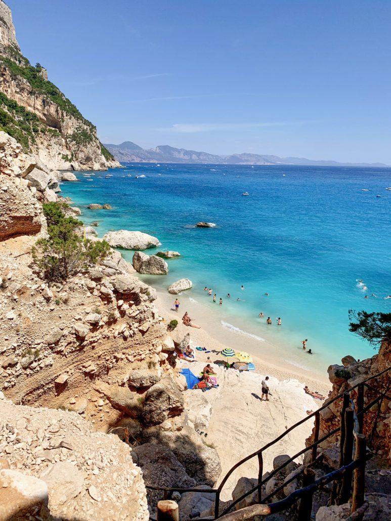Cala-Goloritzè-Sardinija